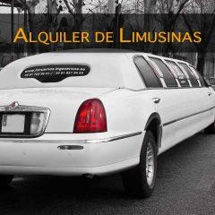 Alquiler de Limusinas
